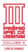 premio ufes de literatura - bruno crispim romance