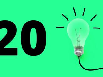 20 conselhos da Mentoria Relâmpago