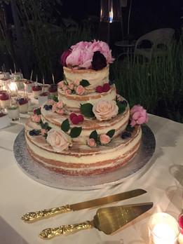 una delle nostre wedding cake