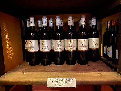 GUTTURNIO FRIZZANTE - Vino rosso frizzante - SCATOLA DA 6 BOTTIGLIE