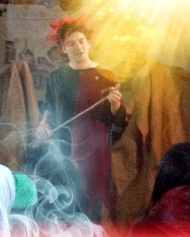 Dante e l'Inferno - Castello di Groppare
