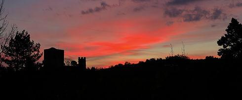 CASTELLO DI GROPPARELLO_ Skyliner del tr