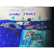 From Harvey, aged 7.