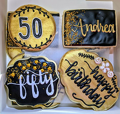 FIFTY GOLDEN YEARS