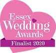 Essex Wedding Awards Photobooth of the year finalist