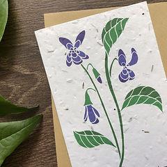 Violet Plantable Card.jpg