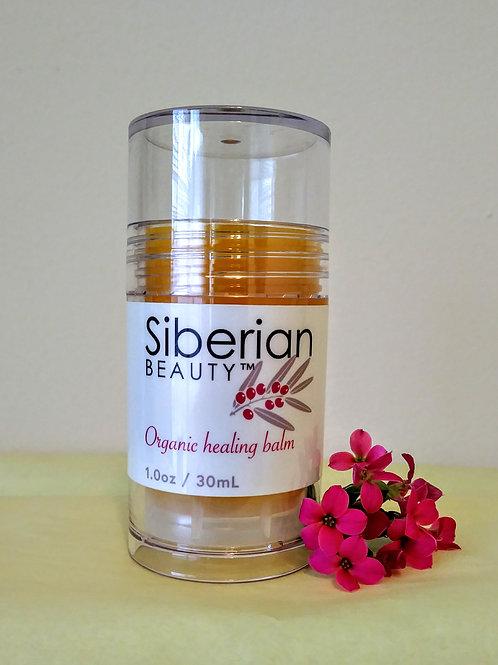 Siberian Beauty Organic Healing Balm