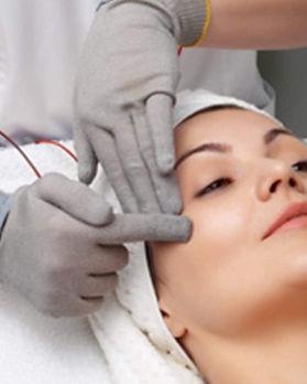 Microcurrent, Skin Care Treatments