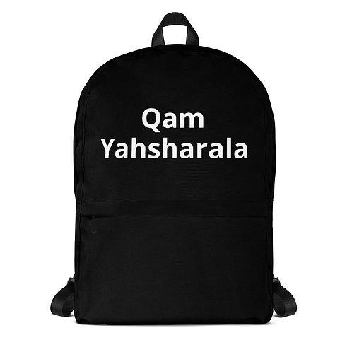 Qam Yahsharala Backpack