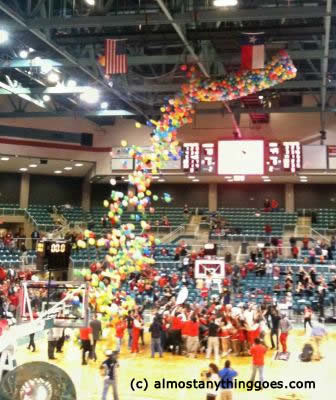 Balloon Drops!