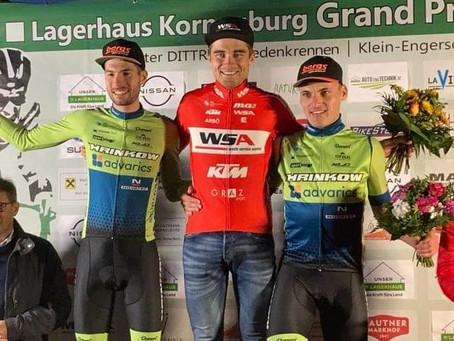 Felix Ritzinger gewinnt das österreichische Saisonfinale
