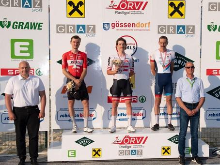 Doppelsieg bei den Österreichischen Meisterschaften im Kriterium