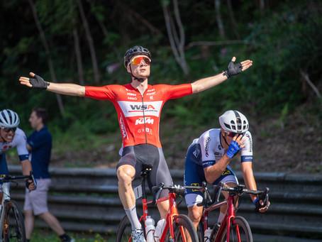 Sieg für Daniel Auer am Salzburgring