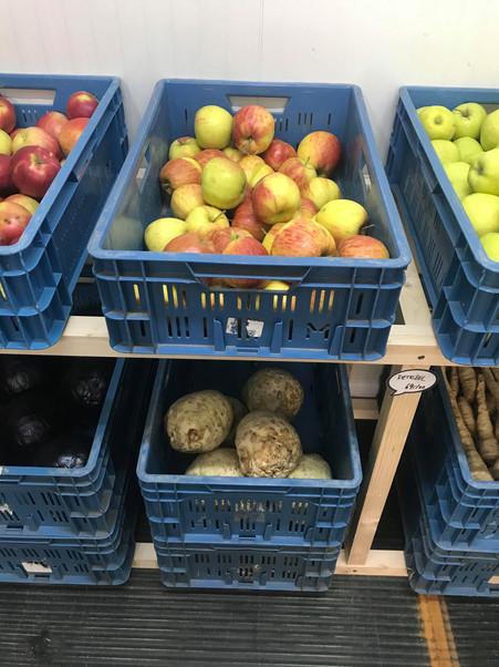 Ovoce od farmářů