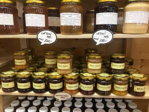 Med a pravá marmeláda