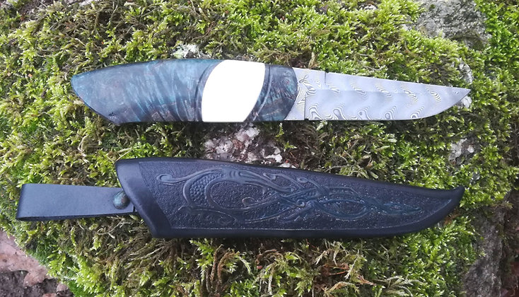 Håndlavet Kniv