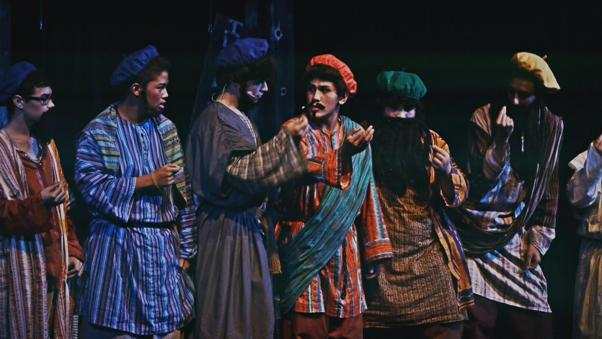 Joseph and the Amazing Technicolor Dreamcoat - Screenshot_Those Canaan Days 01b (Q6)