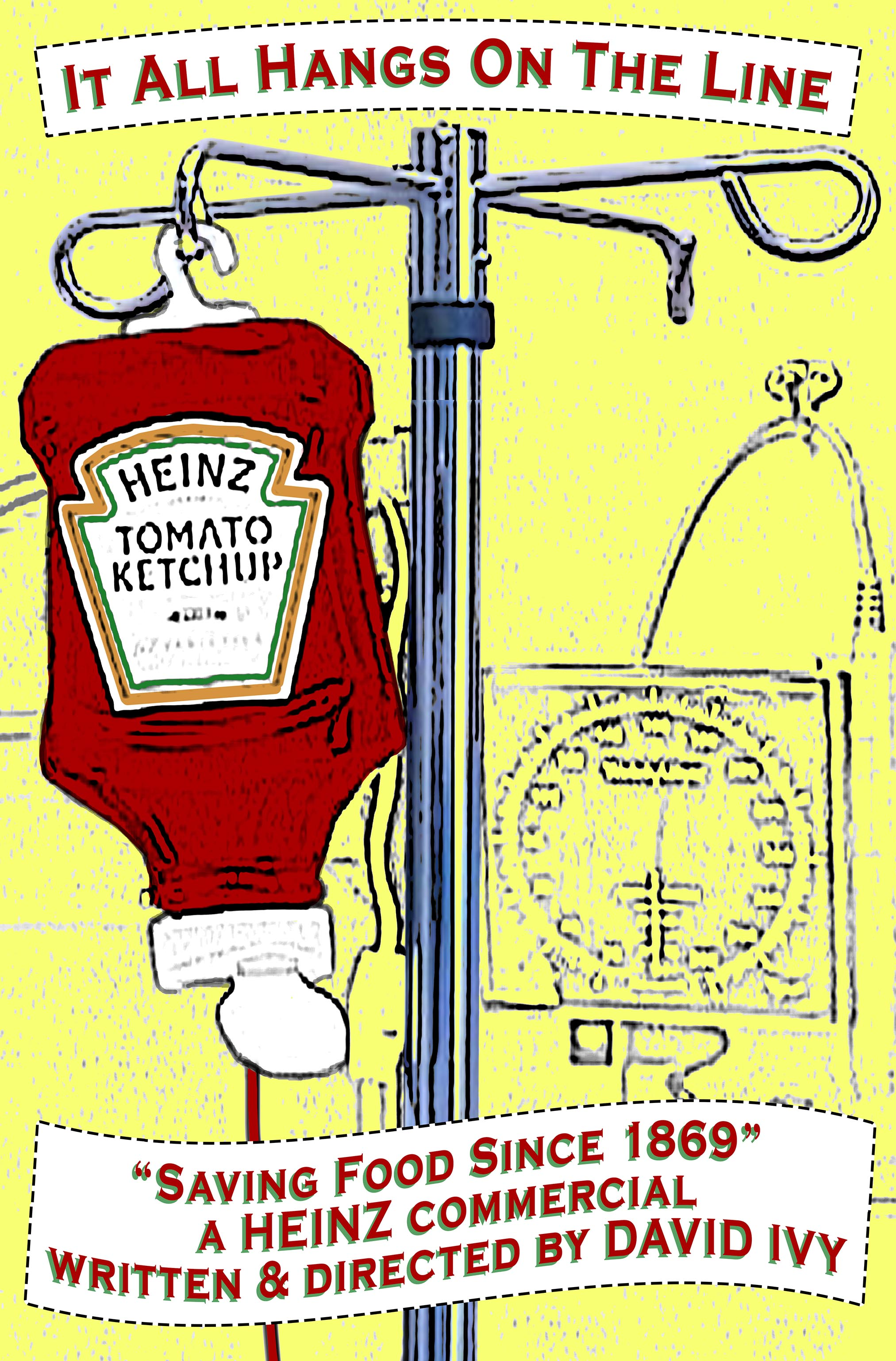 Heinz Commercial - Poster [02_Q6]