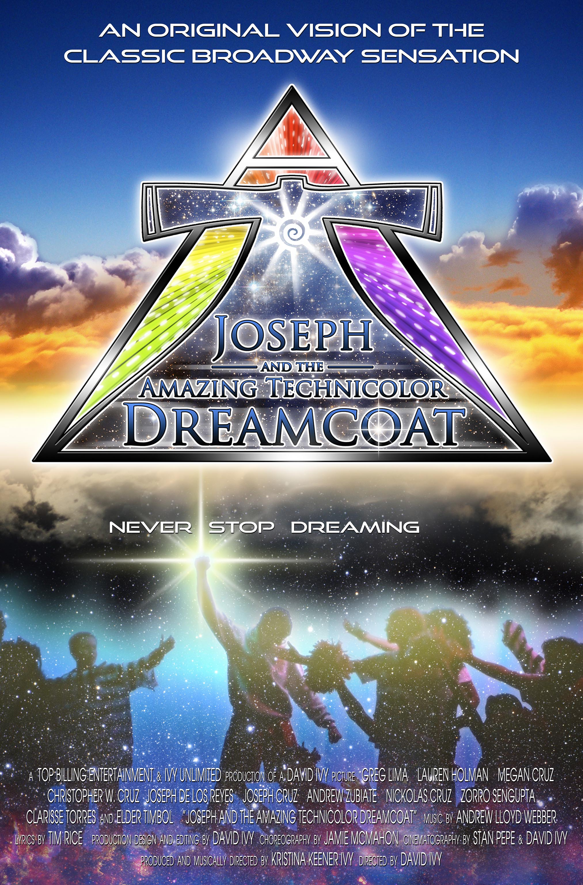 Joseph and the Amazing Technicolor Dreamcoat - Poster [02_Q6]
