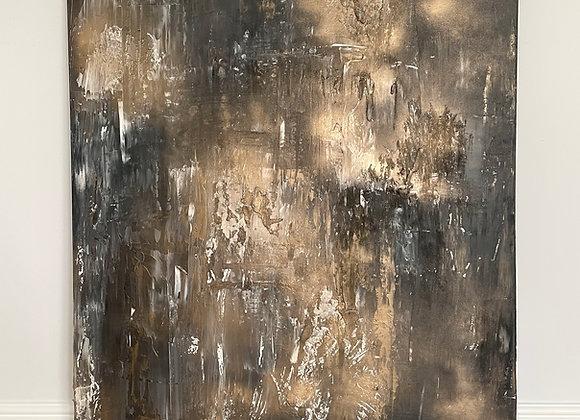 'Órale' - 120 x 100 cm