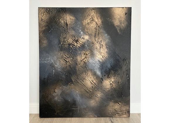 'Siyana' - 120 x 100 cm