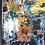 Thumbnail: 'Milky way' - 120 x 100 cm