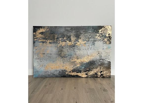 'Èze' - 150 x 100 cm