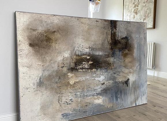 'Whirlwind' - 150 x 100 cm