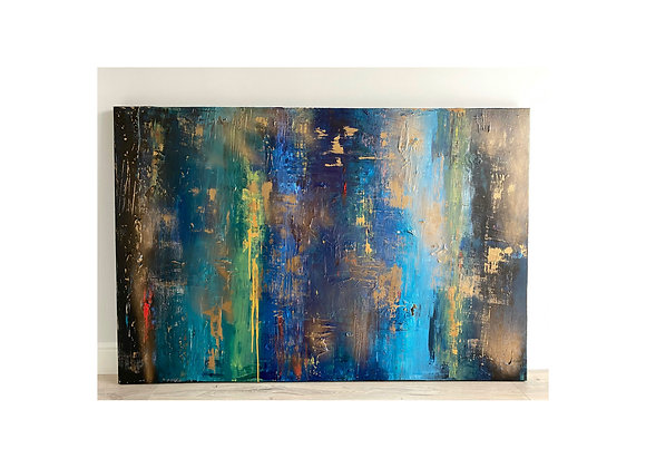 'Orenda' - 150 x 100 cm