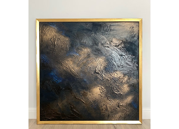 'Louis XIV' - 110 x 110 cm