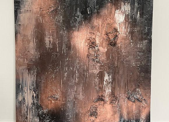 'Oblivion' - 120 x 100 cm