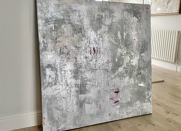 'Sakura' - 100 x 100 cm