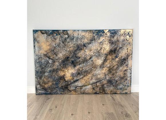'Espial' - 150 x 100 cm