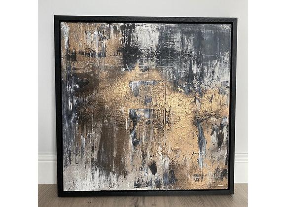 'Rum & Risotto' - 60 x 60 cm