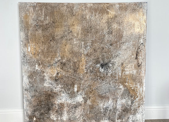 'Allela' - 100 x 100 cm