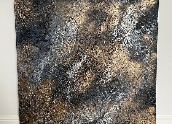 'Chanceux' - 100 x 100 cm