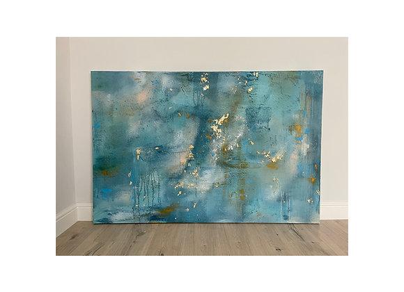 'Haav' - 150 x 100 cm