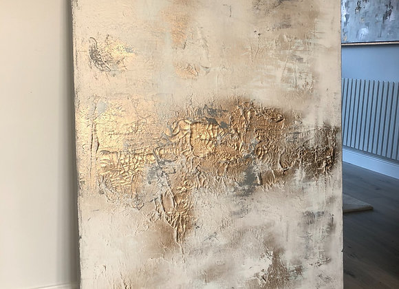 'Ezra' - 120 x 100 cm