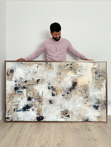 150 x 80 cm commission