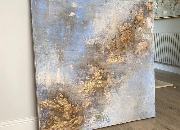 'Belle Ame' - 100 x 100 cm