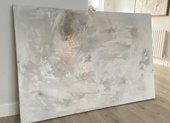'Everest' - 150 x 100 cm