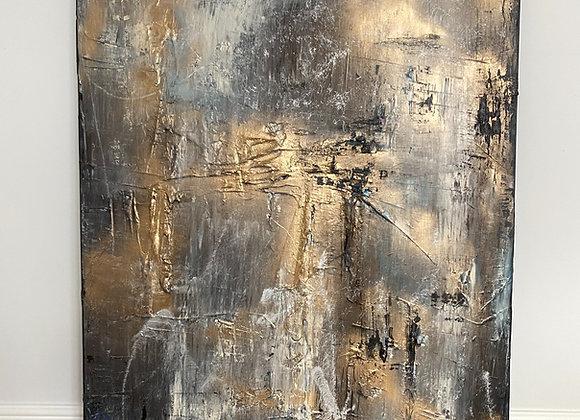 'Machiavelli' - 120 x 100 cm