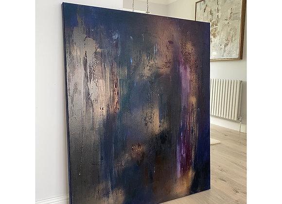 'Twilight' - 120 x 100 cm
