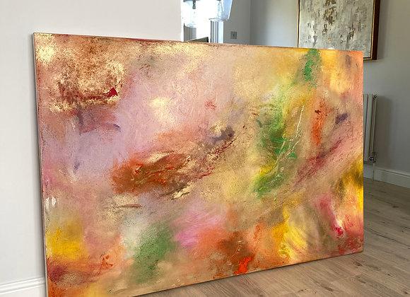 'Skittles' - 150 x 100 cm
