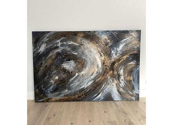 'Maelstrom' - 150 x 100 cm