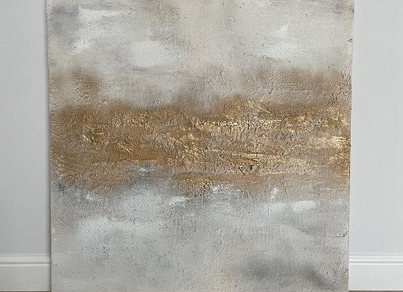 'Opulence' - 100 x 100 cm
