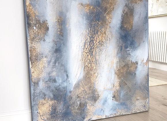 'Budva' - 100 x 100 cm