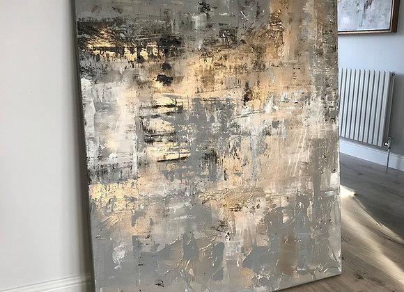 'Flor de Caña' - 120 x 100 cm