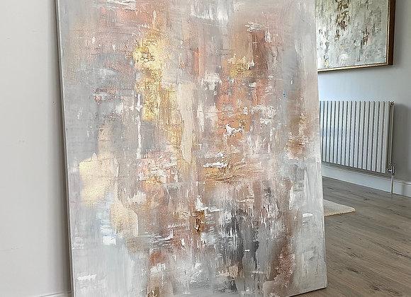'Ladylike'- 120 x 100 cm