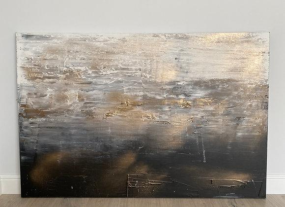 'Smile or Sin' - 150 x 100 cm